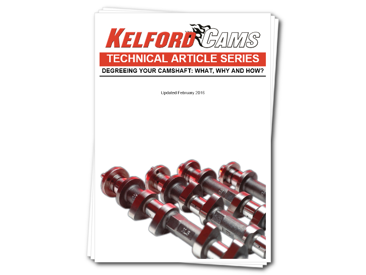 Kelford Cams Technical Advice