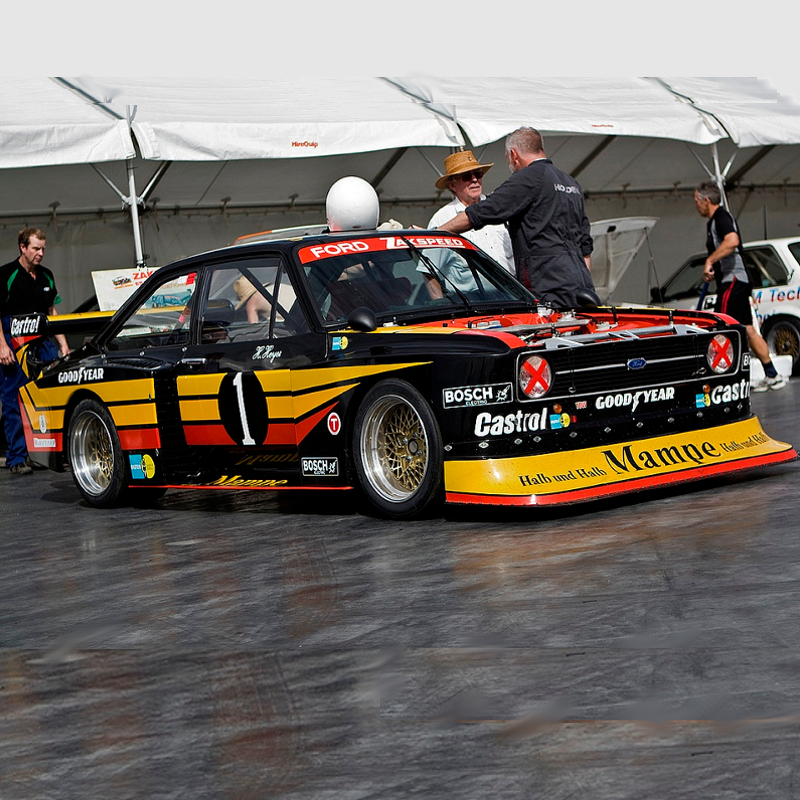 Cosworth BDA