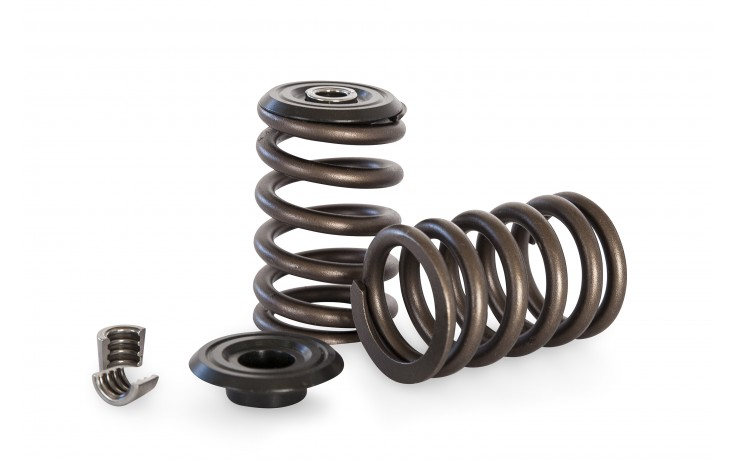 351K Valve Spring and Retainer and Lock Set